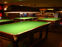 Barnlsey Snooker club